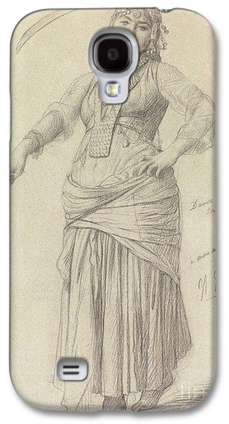Sabre Dance Galaxy S4 Case by Jean Leon Gerome