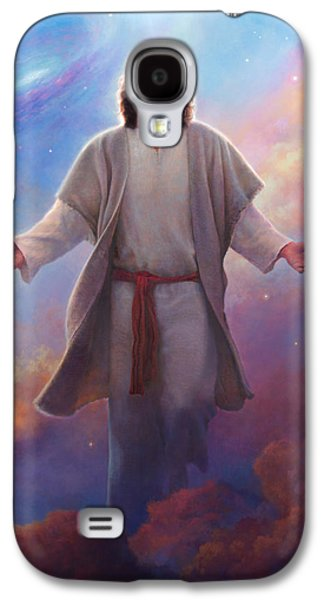 Sacred Space Galaxy S4 Case by Greg Olsen