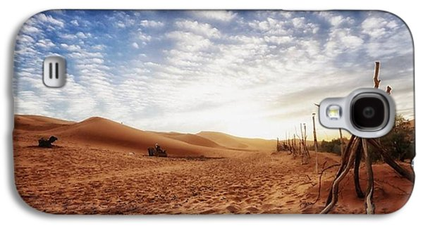 Recently Sold -  - Fantasy Photographs Galaxy S4 Cases - Saharas life Galaxy S4 Case by Yassine Goudmi