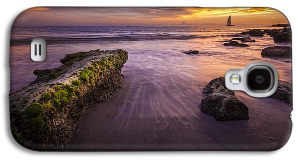 Sail Into The Sunset Galaxy S4 Case by Marvin Spates