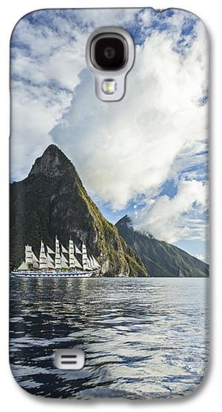 Sail On Galaxy S4 Case by Jon Glaser