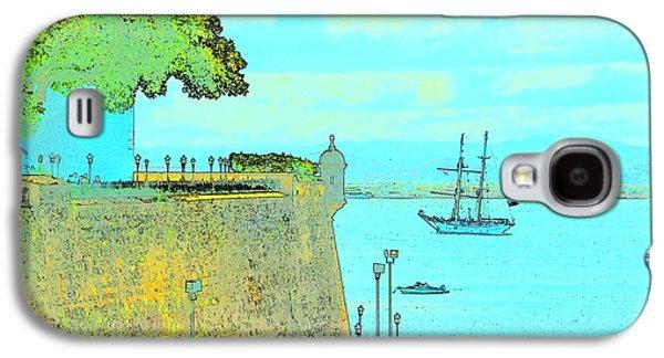 Sail On Galaxy S4 Case by Tito Santiago