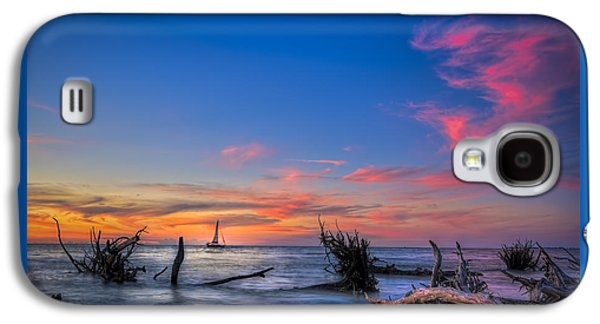 Sailing Hazard Galaxy S4 Case by Marvin Spates