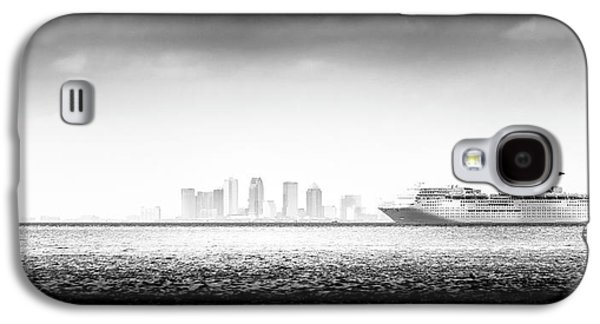 Sailing Out Of Cigar City Galaxy S4 Case by Marvin Spates