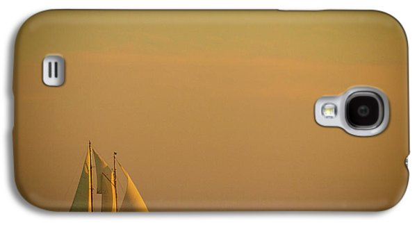 Boat Photographs Galaxy S4 Cases - Sails Galaxy S4 Case by Sebastian Musial