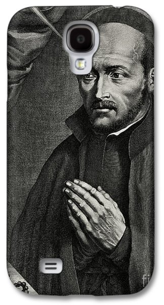 Saint Ignatius Of Loyola Galaxy S4 Case by German School