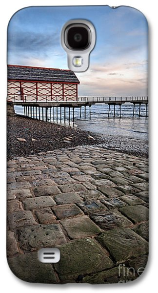 Saltburn By The Sea Galaxy S4 Case by Stephen Smith