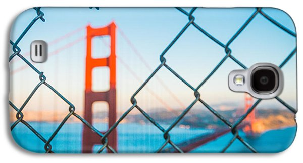 San Francisco Golden Gate Bridge Galaxy S4 Case by Cory Dewald