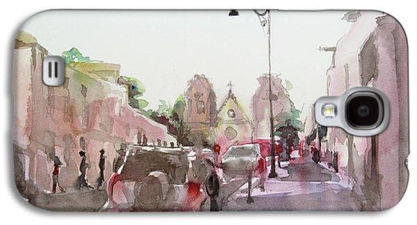 Sanfransisco Street Galaxy S4 Case by Becky Kim