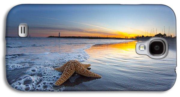 Santa Cruz Starfish Galaxy S4 Case by Sean Davey
