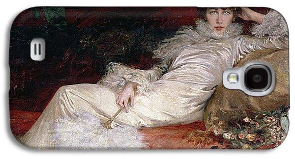 Sarah Bernhardt Galaxy S4 Case by Georges Clairin