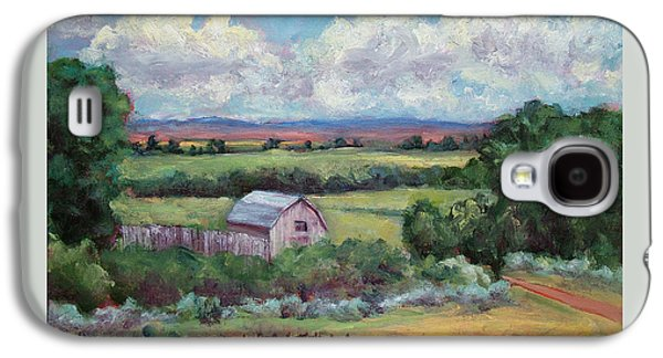 Saratoga Country Galaxy S4 Case by Jill Musser