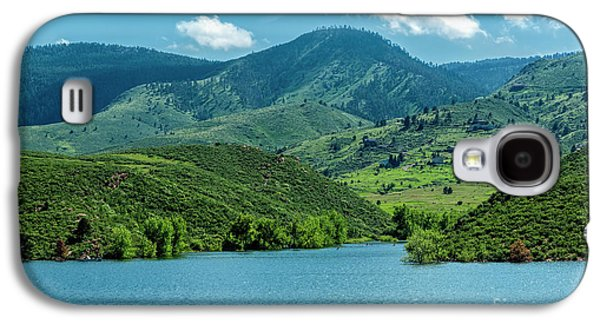Fort Collins Galaxy S4 Cases - Satanka Cove Galaxy S4 Case by Jon Burch Photography