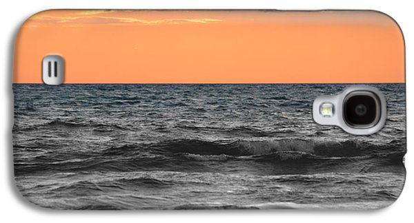 Sun Galaxy S4 Cases - Sauble Beach Sunset 2015 - f2g Galaxy S4 Case by Richard Andrews