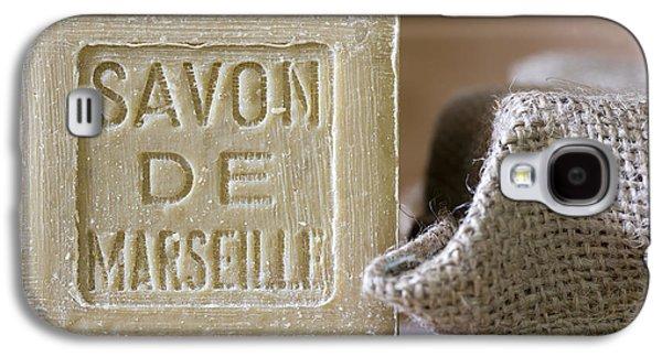 Style Life Photographs Galaxy S4 Cases - Savon de Marseille Galaxy S4 Case by Frank Tschakert