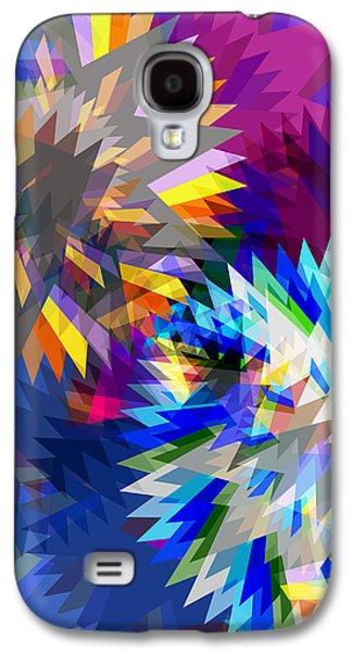 Saw Blade Galaxy S4 Case by Atiketta Sangasaeng