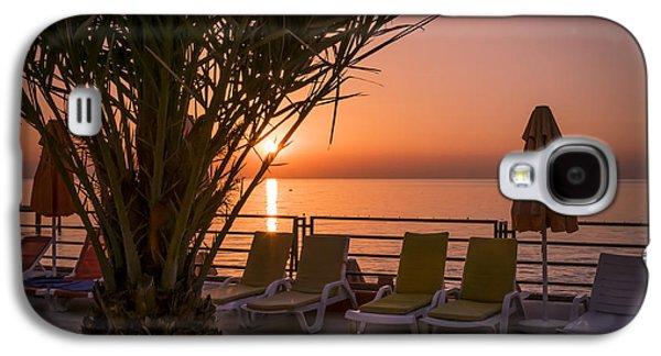 Scenic Sunrise Galaxy S4 Case by Zina Stromberg