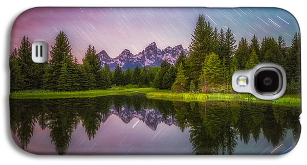 Landscape Acrylic Prints Galaxy S4 Cases - Schwabacher Stars Galaxy S4 Case by Darren  White