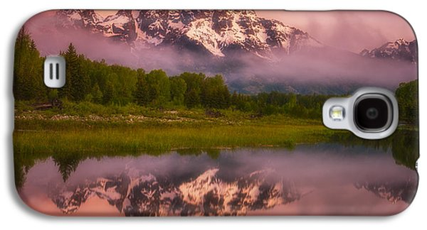 Landscape Acrylic Prints Galaxy S4 Cases - Schwabacher Sweets Galaxy S4 Case by Darren  White
