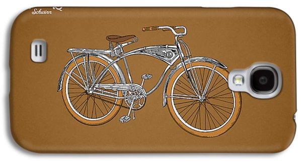 Schwinn Bicycle 1939 Galaxy S4 Case by Mark Rogan