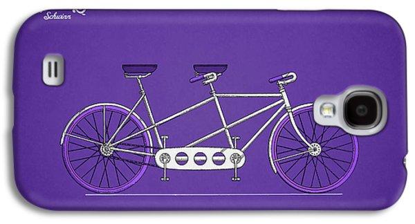 Schwinn Bicycle 1945 Galaxy S4 Case by Mark Rogan