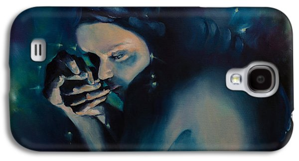 Scorpio Galaxy S4 Case by Dorina  Costras