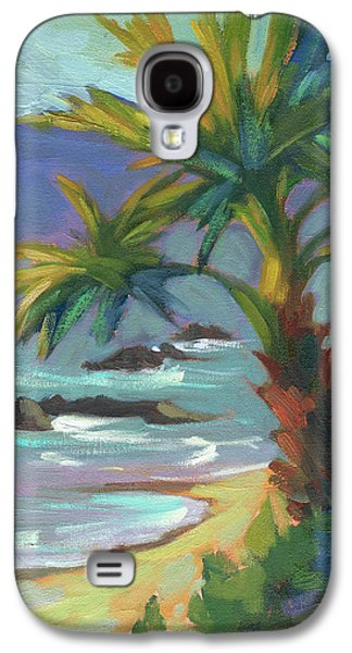 Change Paintings Galaxy S4 Cases - Sea Breeze Galaxy S4 Case by Diane McClary