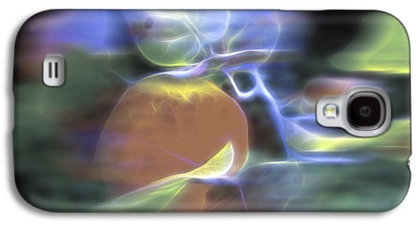 Grapes Art Deco Galaxy S4 Cases - Sea Grapes Galaxy S4 Case by Evie Carrier