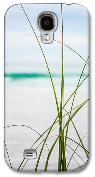 Weed Line Galaxy S4 Cases - Sea Grass Galaxy S4 Case by Shelby  Young