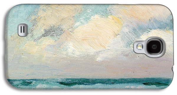 Sea Study - Morning Galaxy S4 Case by AS Stokes