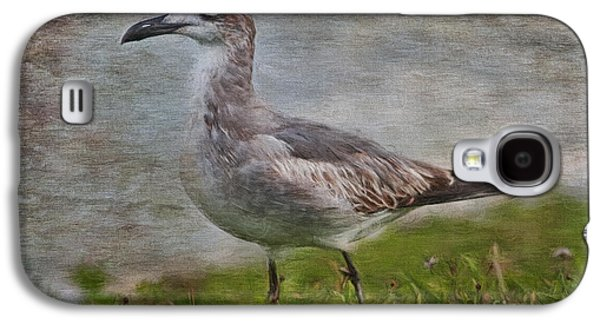 Seagull Friend Galaxy S4 Case by Deborah Benoit