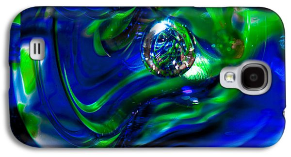 Seahawks 3 Galaxy S4 Case by David Patterson