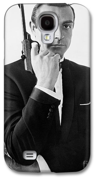 Sean Connery (1930-) Galaxy S4 Case by Granger