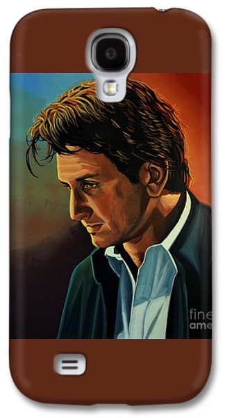 Sean Penn Galaxy S4 Case by Paul Meijering