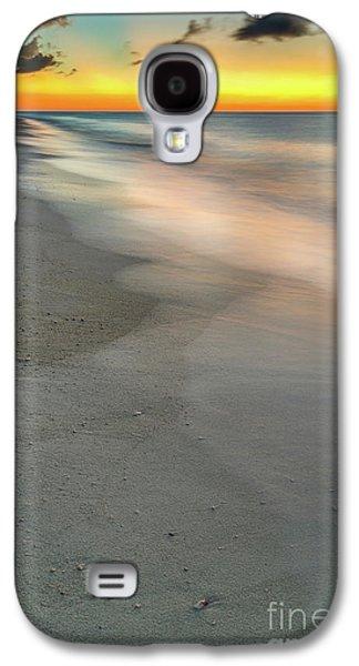 Seascape Sunset Boracay Galaxy S4 Case by Adrian Evans