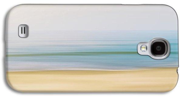 Seashore Galaxy S4 Case by Wim Lanclus