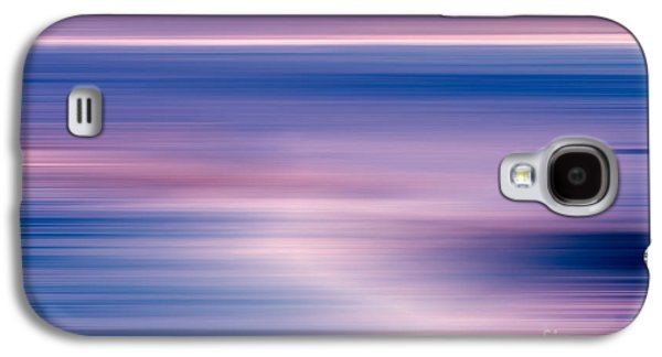 Abstract Digital Mixed Media Galaxy S4 Cases - Seaside Impressions 2 Galaxy S4 Case by Linsey Williams