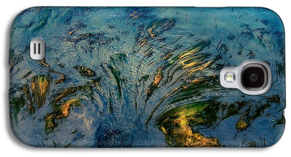 Alga Galaxy S4 Cases - Seaweed Islands Galaxy S4 Case by Venetta Archer