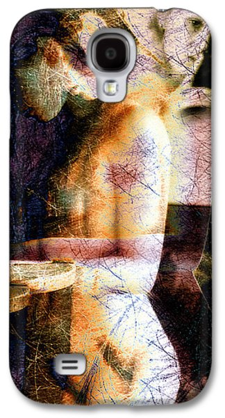 Secret Whispers Photographs Galaxy S4 Cases - Secrets Galaxy S4 Case by Bob Orsillo