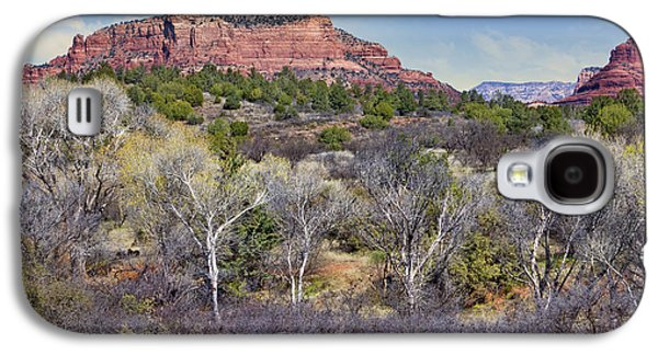 Sedona Landscape - 2 - Arizona Galaxy S4 Case by Nikolyn McDonald