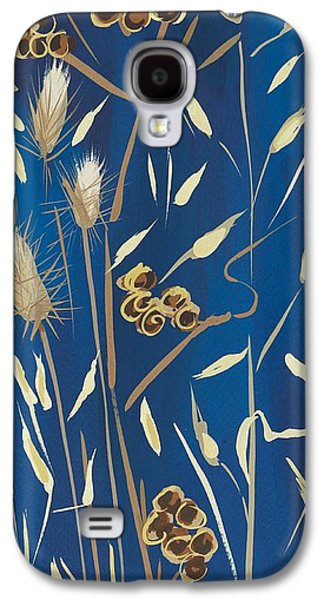 Seed Galaxy S4 Cases - Seed Pods and Grasses Galaxy S4 Case by Sarah Gillard
