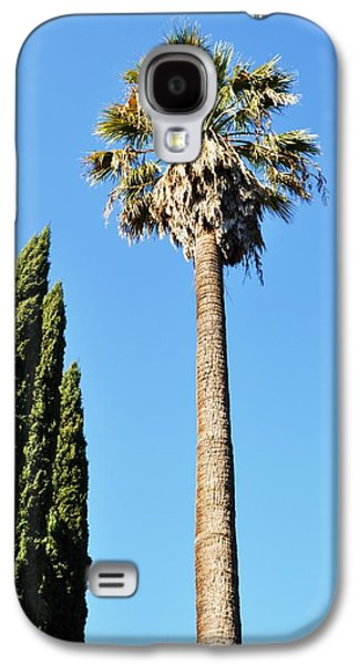 Seeking Beverly Hills Representation Galaxy S4 Case by Todd Sherlock