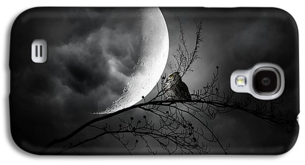 Series Photographs Galaxy S4 Cases - Seer Of Souls Galaxy S4 Case by Lourry Legarde