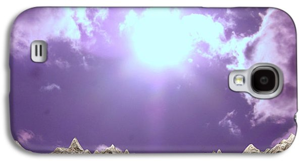 Inner Self Galaxy S4 Cases - Separate From the Light Galaxy S4 Case by Rheyanaya Sykova
