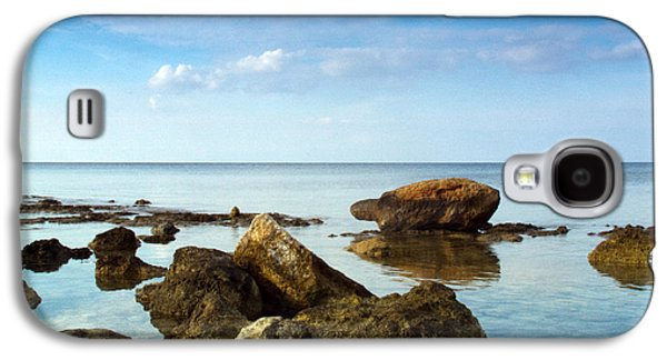 Ocean Galaxy S4 Cases - Serene Galaxy S4 Case by Stylianos Kleanthous