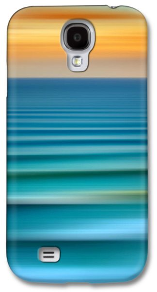 Beach Photography Galaxy S4 Cases - Sets Galaxy S4 Case by Az Jackson