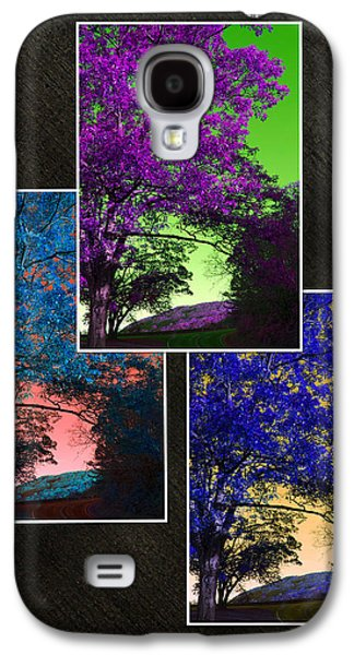 Shades Of The Blue Ridge Galaxy S4 Case by Skip Willits