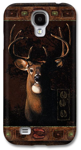 Shadow Deer Galaxy S4 Case by JQ Licensing