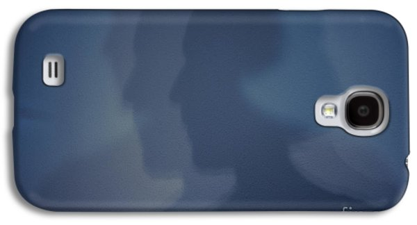 Inner Self Galaxy S4 Cases - Shadows on Wall Galaxy S4 Case by Jim Corwin
