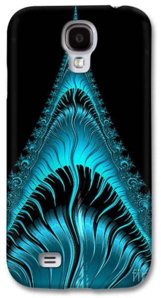 Shark Digital Galaxy S4 Cases - Shark Galaxy S4 Case by John Edwards